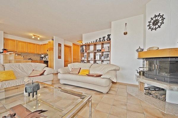 Magnifique appartement de 4,5 pièces au centre de Crans-Montana. Emplacement idéal.